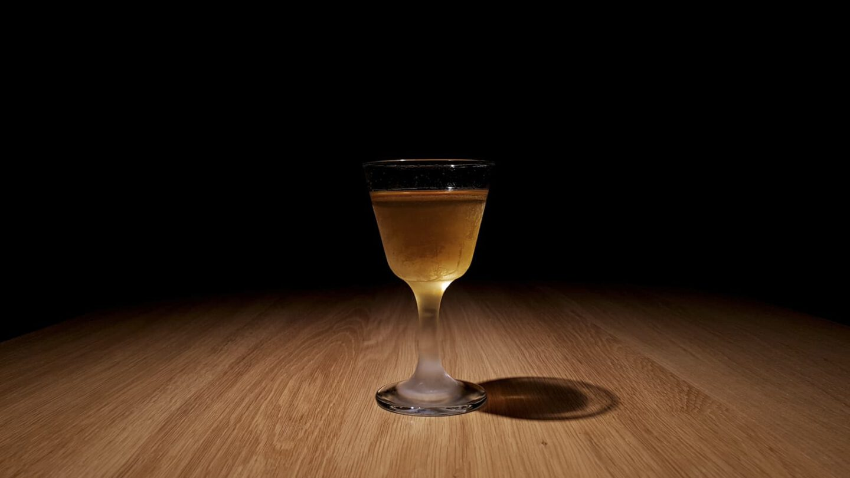 Alberti's Night Cocktail.