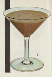 Alexander Cocktail. Harry Schraemli, Manuel du bar, 1965. Page 344.