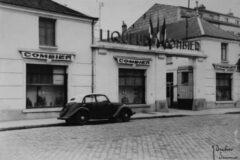 Combier - Historical postcard.