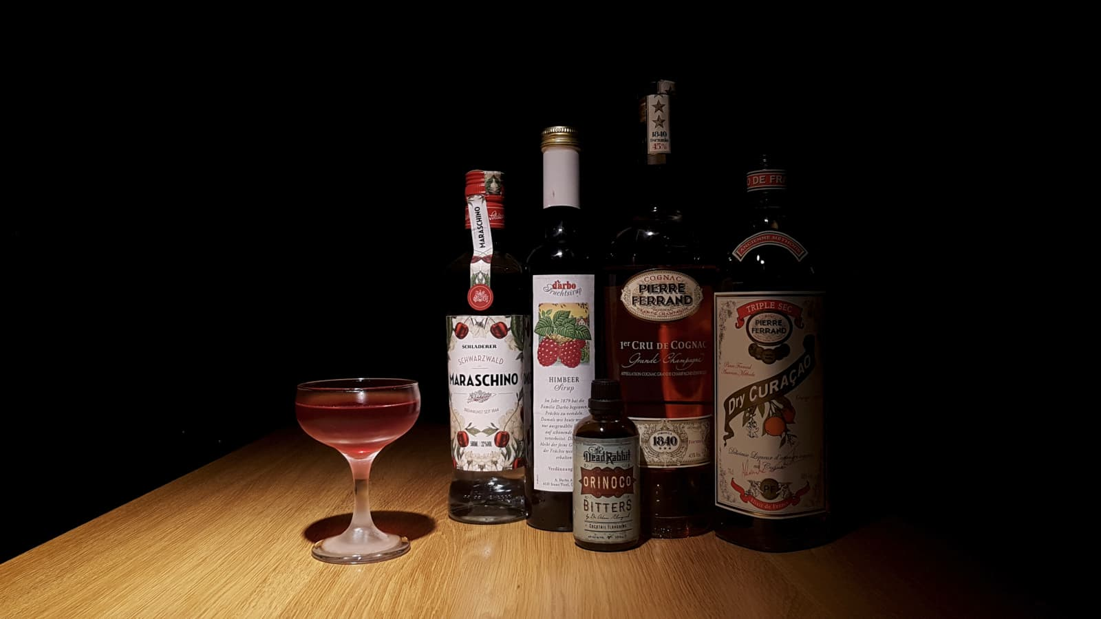 East India Cocktail.