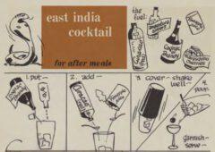 East India Cocktail. Robert H. Loeb, Jr, Nip Ahoy, 1954. Page 80.