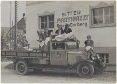Martinazzi truck.