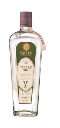 Rutte Celery Gin.