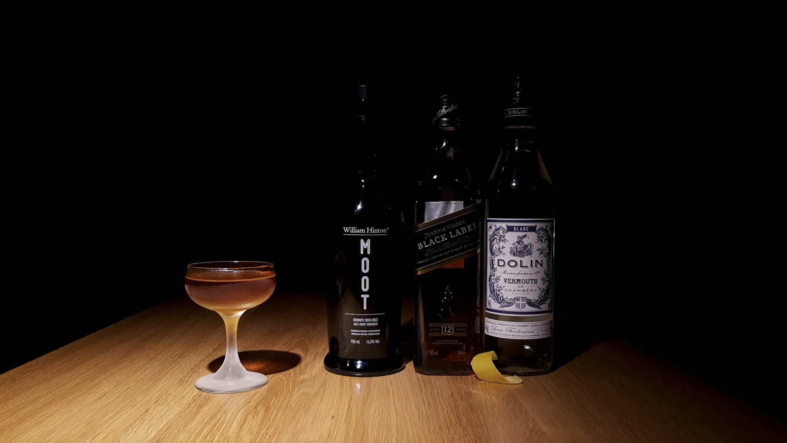 Affinity Cocktail.