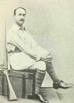 Arnold Henry Savage Landor, before 1905.