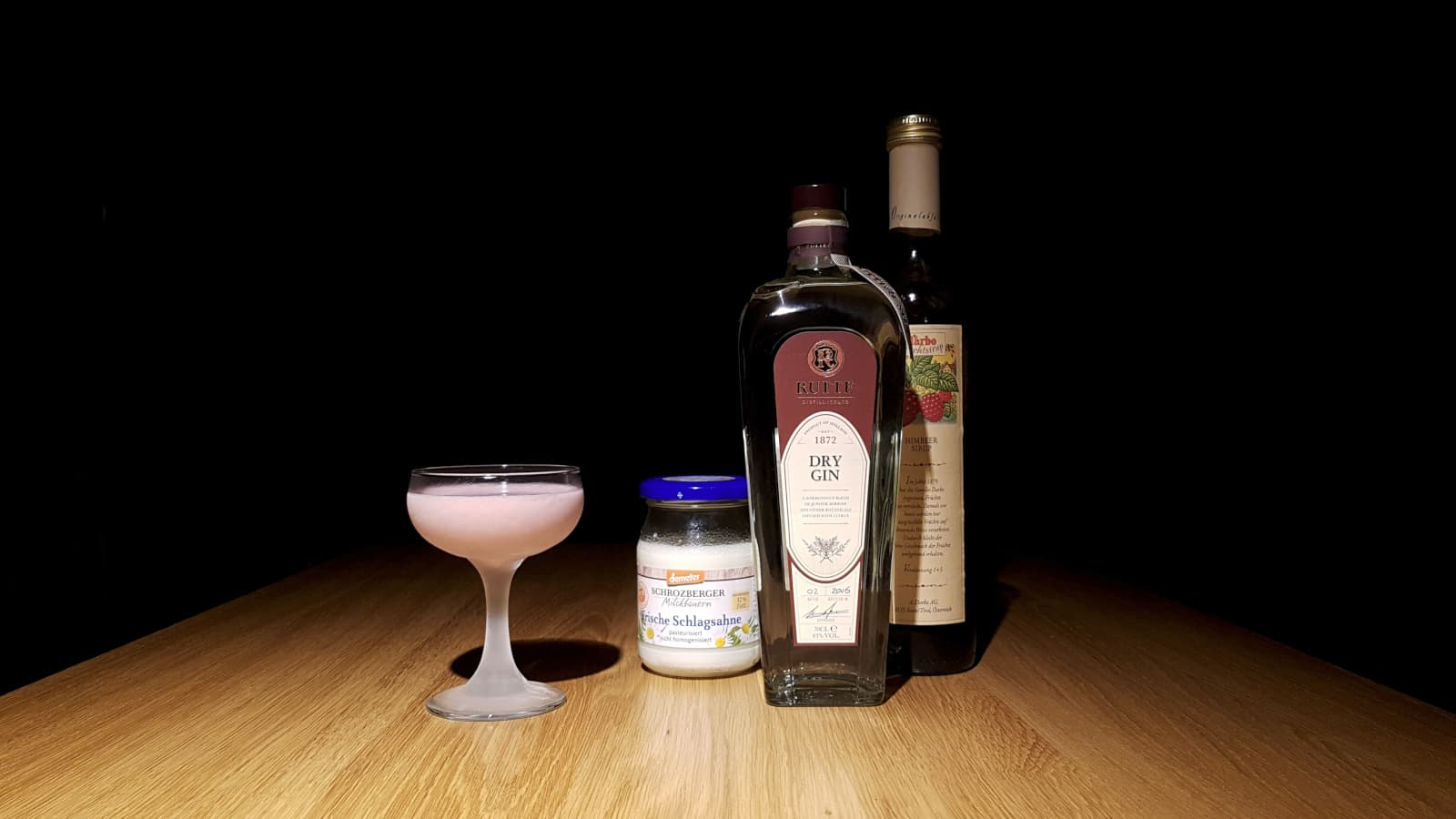 Belmont Cocktail.