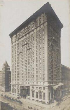 Belmont Hotel in 1908.