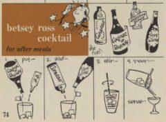 Betsy Ross. Robert H. Loeb, Nip Ahoi, page 74, 1954.