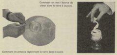 Brandy Crusta. Harry Schraemli, Manuel du bar, 1965. Page 319.
