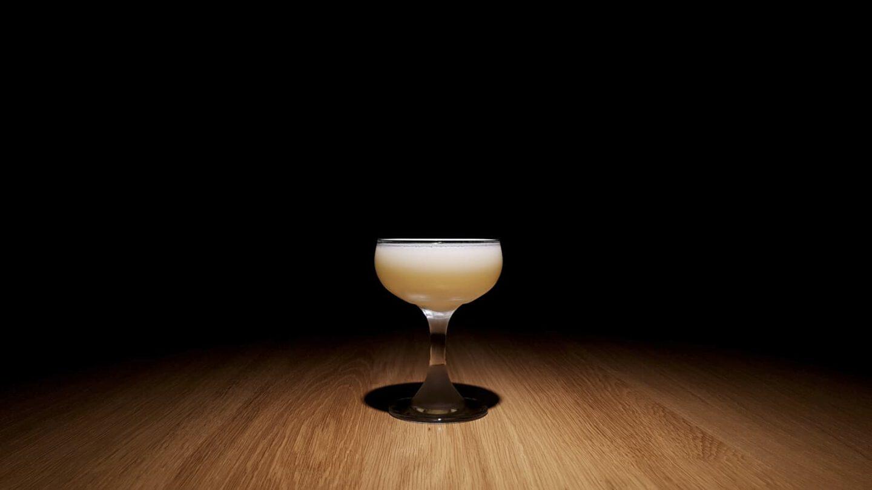 Buttermilch-Margarita (Buttermilk Margarita).