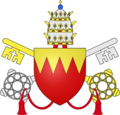 Coat of arms of Urban V.