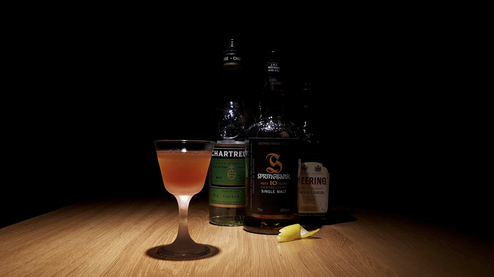 Campbeltown Cocktail.