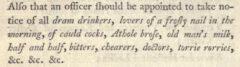Cauld cocks. William Creech, Edinburgh Fugitive Pieces, 1791, page 58.