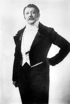 Charles Hawtrey about 1915.