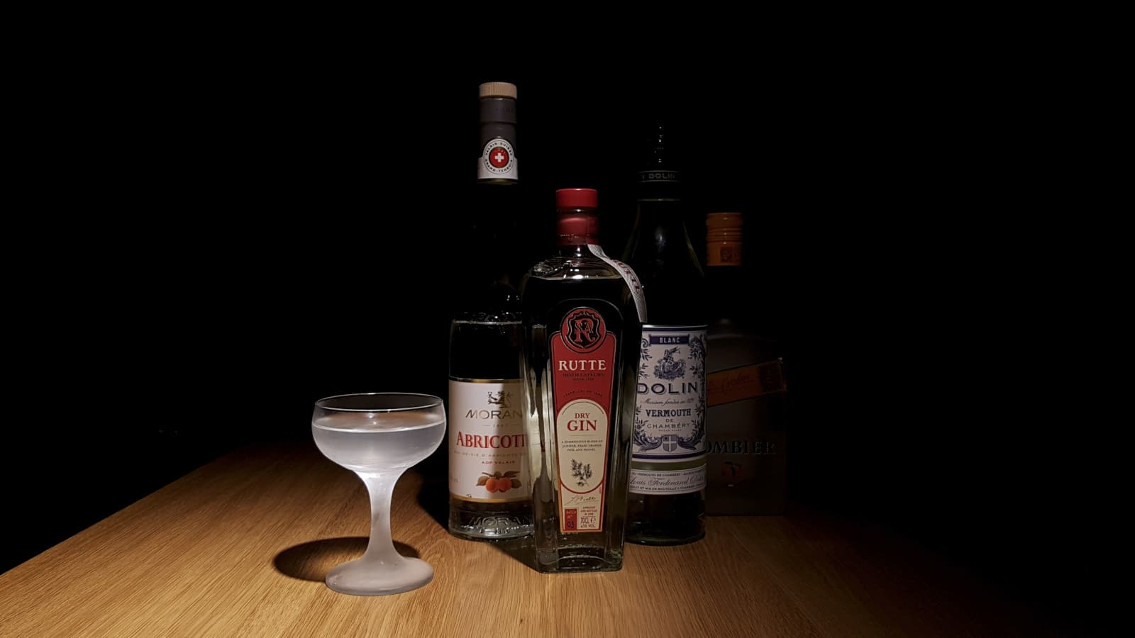 Claridge Cocktail.
