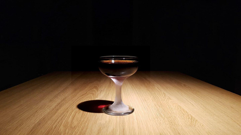 Crescent Cocktail.