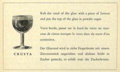 Crusta. O. Blunier, 1935, page 161.