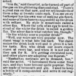 Evening Star, 4. December 1883, page 7. Life in Chicago.