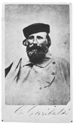 Giuseppe Garibaldi in 1870.