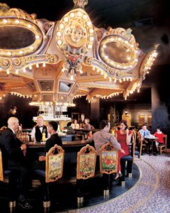 The Carousel Bar at the Hotel Monteleone in 2006.