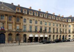 Hôtel Ritz, Paris.