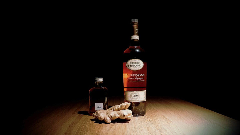 Ginger Brandy.