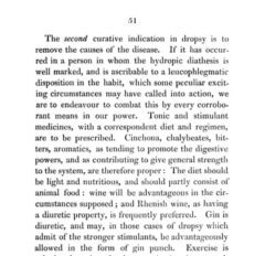 James Ford: A Treatise On Dropsy. 1834. Page 51.