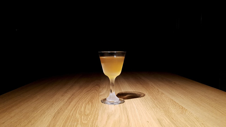 Japanese Cocktail.