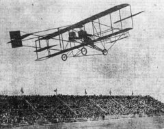 Los Angeles Air Show on 12 January 1910.