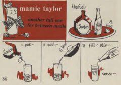 Mamie Taylor. Robert H. Loeb, Jr., Nip Ahoy, 1954. Page 34.