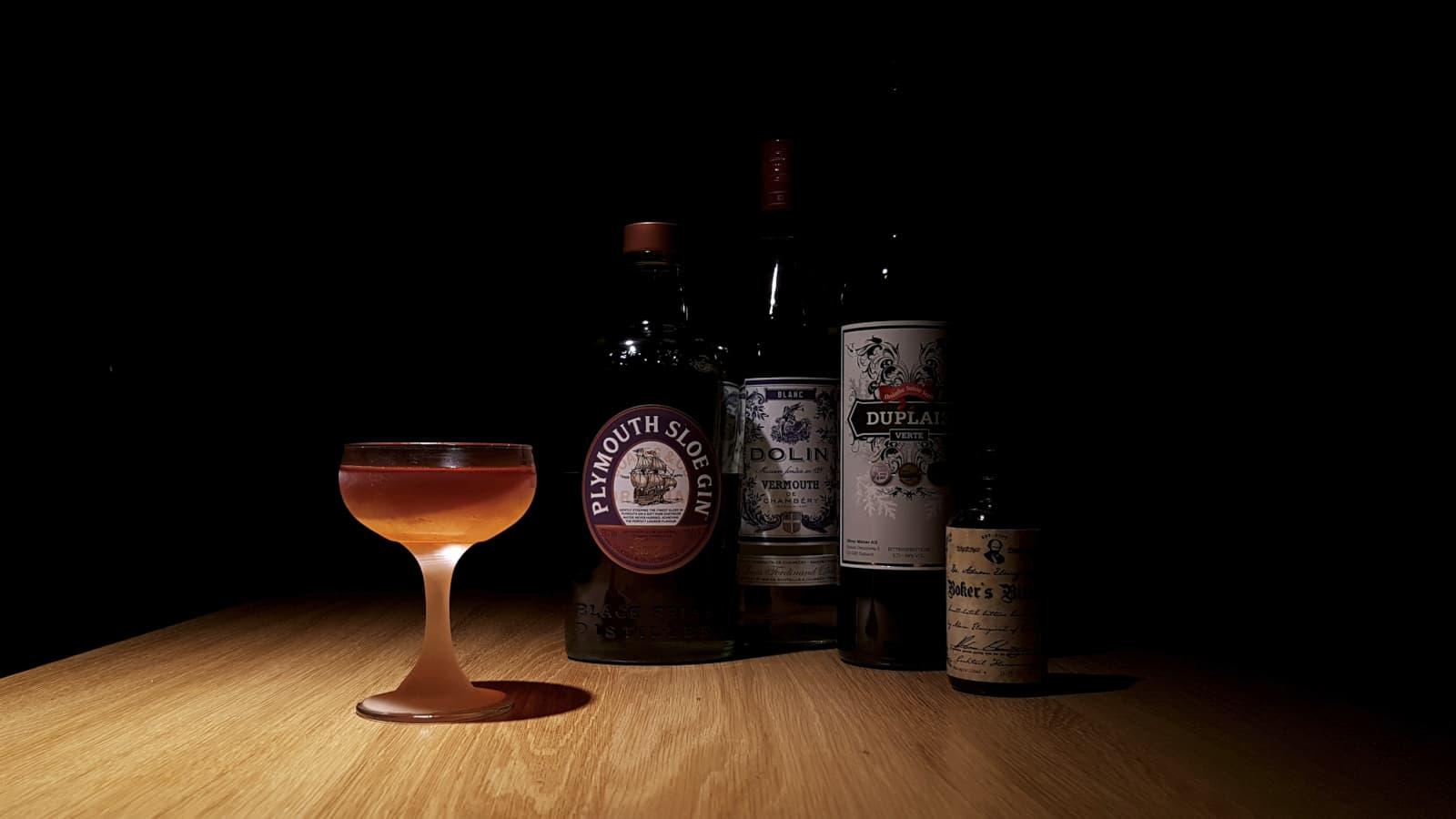 Montana Cocktail.