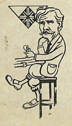 Pedro Chicote - Le ley mojada, 1930. Page 180. Mac-Donald-Cocktail.