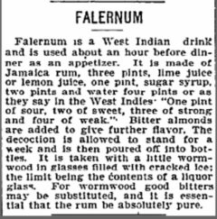 Philadelphia Inquirer, 2. August 1896.