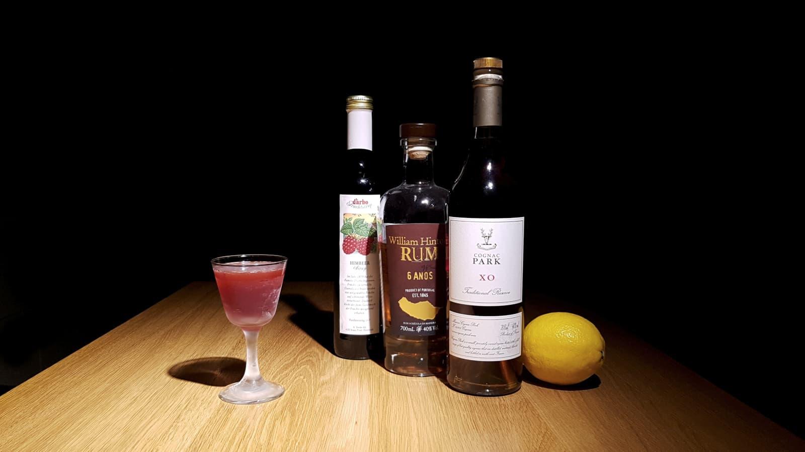 Quaker's Cocktail.