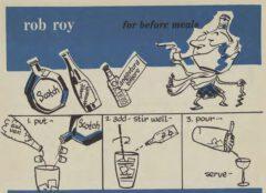 Robert H. Loeb, Jr. Nip Ahoy. 1954. Page 37. Rob Roy.