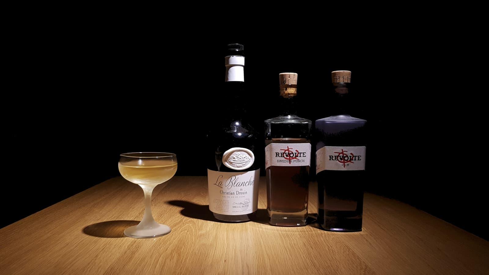 Roulette Cocktail.