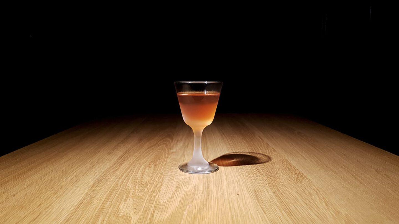 Sazerac Cocktail.