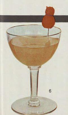 Side Car Cocktail. Harry Schraemli. Manuel du bar. 1965, page 384f.