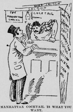 St. Paul Daily Globe, 2. December 1888, page 13.