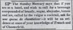 The Daily Picayune, 1. February 1843.