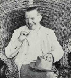 Trader Vic (Victor Bergeron) around 1946.