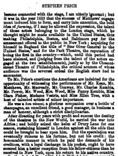 Francis Courtney Wemyss: Theatrical Biography, Glasgow 1848, page 79.