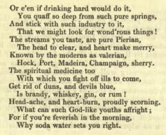 Oxford by Day and Night. The Monthly Magazine. Vol. 22, 1836. Page 491.