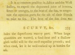 R. Shannon: Practical observations on the operation and effects of certain medicines. London, 1794. Page 334, 335.