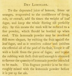 R. Shannon: Practical observations on the operation and effects of certain medicines. London, 1794. Page 335.