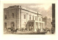 Theatre Royal, Drury Lane, 1828.