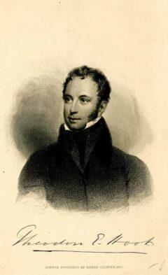 Theodore Hook, 1839.