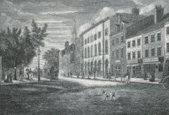 Second Park Theatre, 1830.