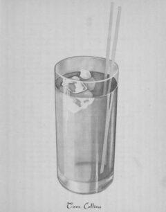 Wilhelm Stürmer: Cocktails by William. 1949. Page 67. Collins.