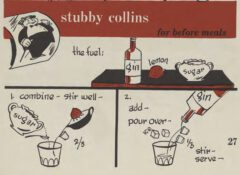 Robert H. Loeb: Nip Ahoy. 1954. Page 27. Stubby Collins.